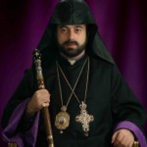 Bishop Armash Nalbandian